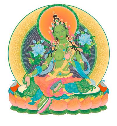 Madre Tara - Tam Studio