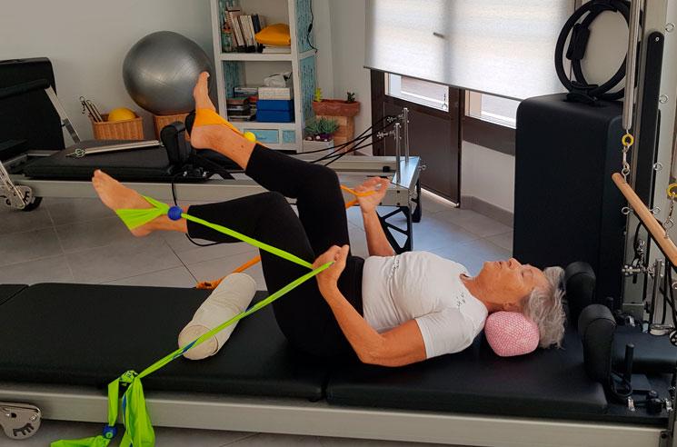 Pilates y artrosis… no sólo en la tercera edad