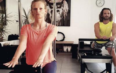 Los beneficios de entrenar en pareja